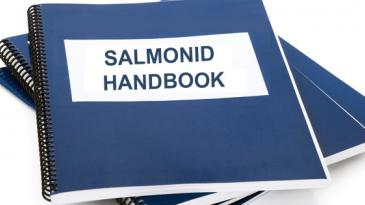 The Farmed Salmonid Handbook Image
